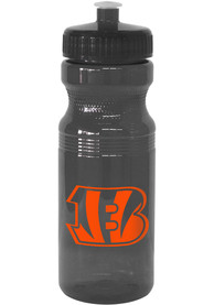 Cincinnati Bengals 24oz Squeeze Water Bottle