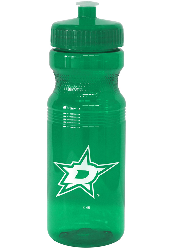 Dallas Stars 24oz Squeeze Water Bottle - Image 1