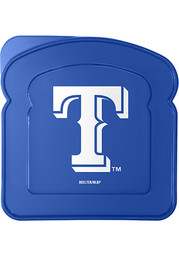 Texas Rangers Sandwich Container Other