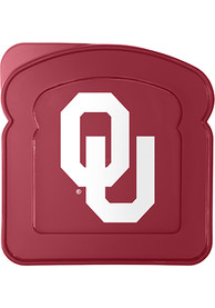 Oklahoma Sooners Sandwich Container Other