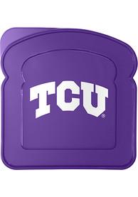 TCU Horned Frogs Sandwich Container Other