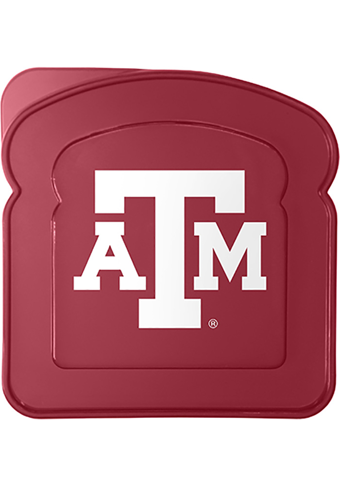 Texas A&M Aggies Sandwich Container Other - Image 1