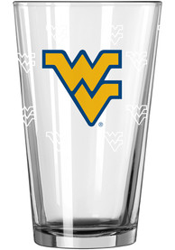 West Virginia Mountaineers 16oz Color Changing Pint Glass