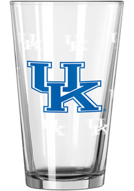 Kentucky Wildcats 16oz Color Changing Pint Glass