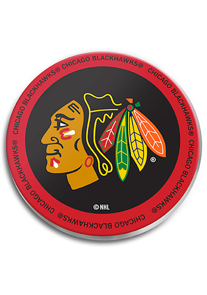 Chicago Blackhawks Single Coaster - Image 1