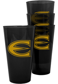 Emporia State Hornets Plastic Pint Glass