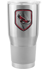 Saint Josephs Hawks Shield 30oz Ultra Stainless Steel Tumbler - Silver