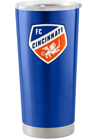 FC Cincinnati 20oz Ultra Stainless Steel Tumbler - Blue