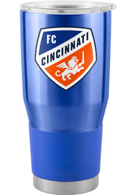 FC Cincinnati 30oz Ultra Stainless Steel Tumbler - Blue