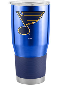 St Louis Blues 30oz Ultra Stainless Steel Tumbler - Blue