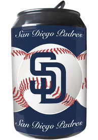 San Diego Padres Navy Blue Portable Can Refrigerator