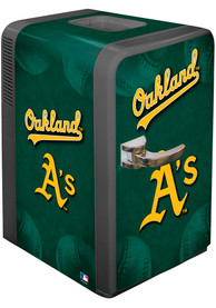Oakland Athletics Green Portable Party Refrigerator