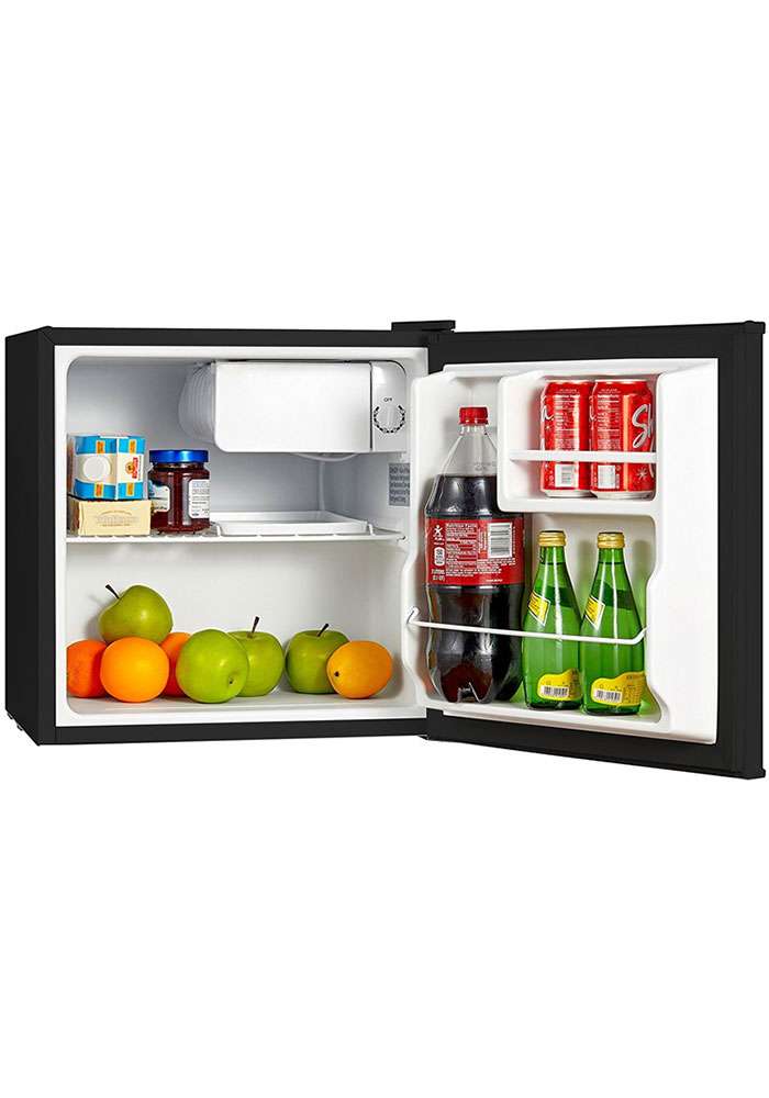 Arizona Cardinals Red Dorm Room Refrigerator - Image 2