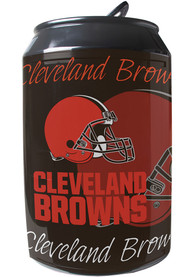 Cleveland Browns Black Portable Can Refrigerator