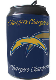 Los Angeles Chargers Navy Blue Portable Can Refrigerator