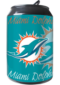 Miami Dolphins Green Portable Can Refrigerator