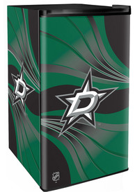 Dallas Stars Green Counter Height Refrigerator