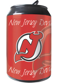 New Jersey Devils Red Portable Can Refrigerator