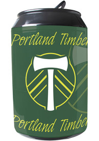 Portland Timbers Green Portable Can Refrigerator