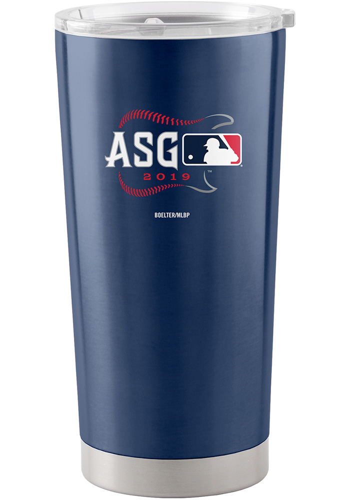 2019 All Star Game 20oz Ultra Stainless Steel Tumbler - Navy Blue - Image 1