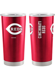 Cincinnati Reds 20oz Ultra Stainless Steel Tumbler - Red