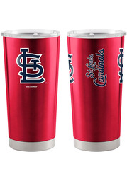 St Louis Cardinals 20oz Ultra Stainless Steel Tumbler - Red