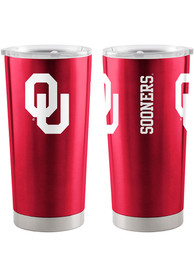 Oklahoma Sooners 20oz Ultra Stainless Steel Tumbler - Red