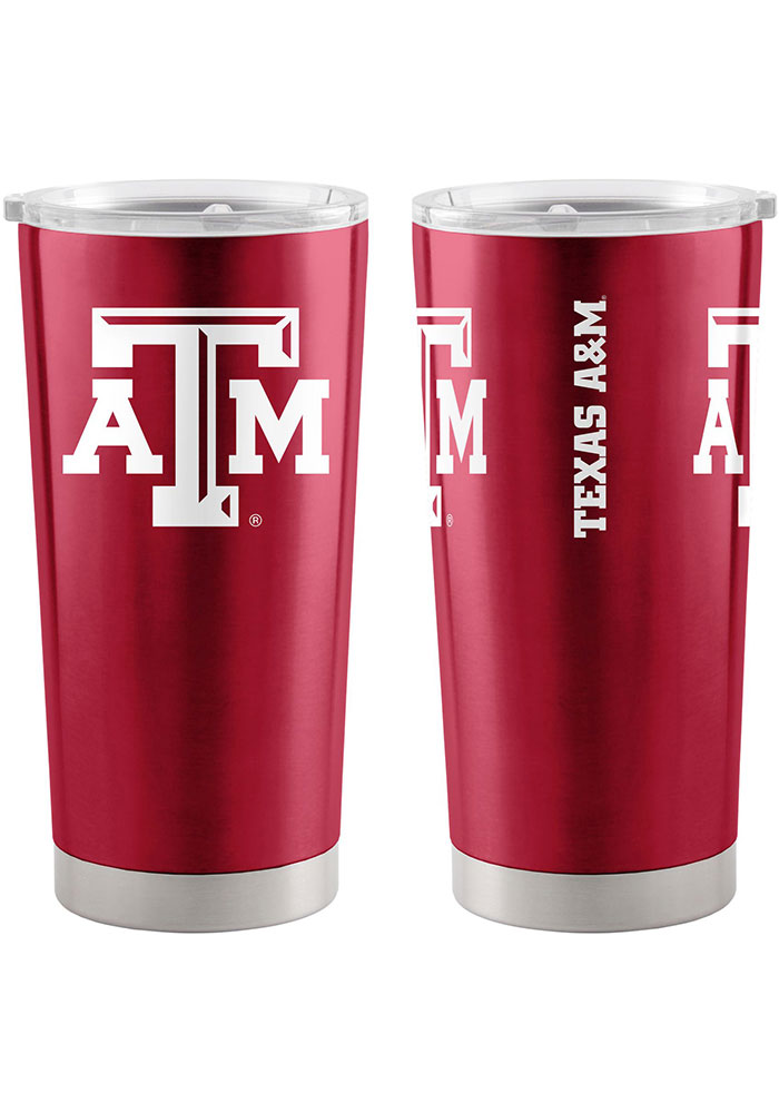 Texas A&M Aggies 20oz Ultra Stainless Steel Tumbler - Maroon