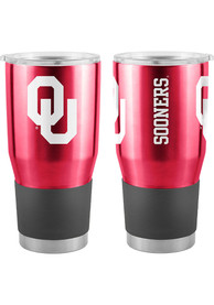 Oklahoma Sooners 30oz Ultra Stainless Steel Tumbler - Red