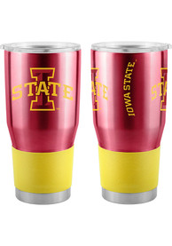 Iowa State Cyclones 30oz Ultra Stainless Steel Tumbler - Red