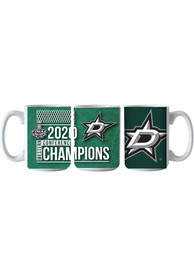 Dallas Stars 2020 NHL Conference Champs 15oz Sublimated Mug
