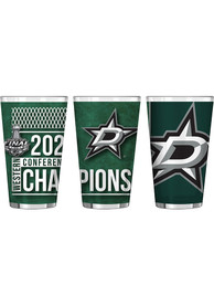 Dallas Stars 2020 NHL Conference Champs 16oz Sublimated Pint Glass