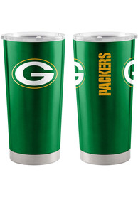 Green Bay Packers 20 OZ Ultra Stainless Steel Tumbler - Green