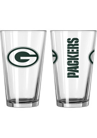 Green Bay Packers 16 OZ Gameday Pint Glass