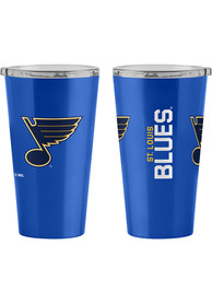 St Louis Blues 16oz Game Day Ultra Stainless Steel Tumbler - Blue