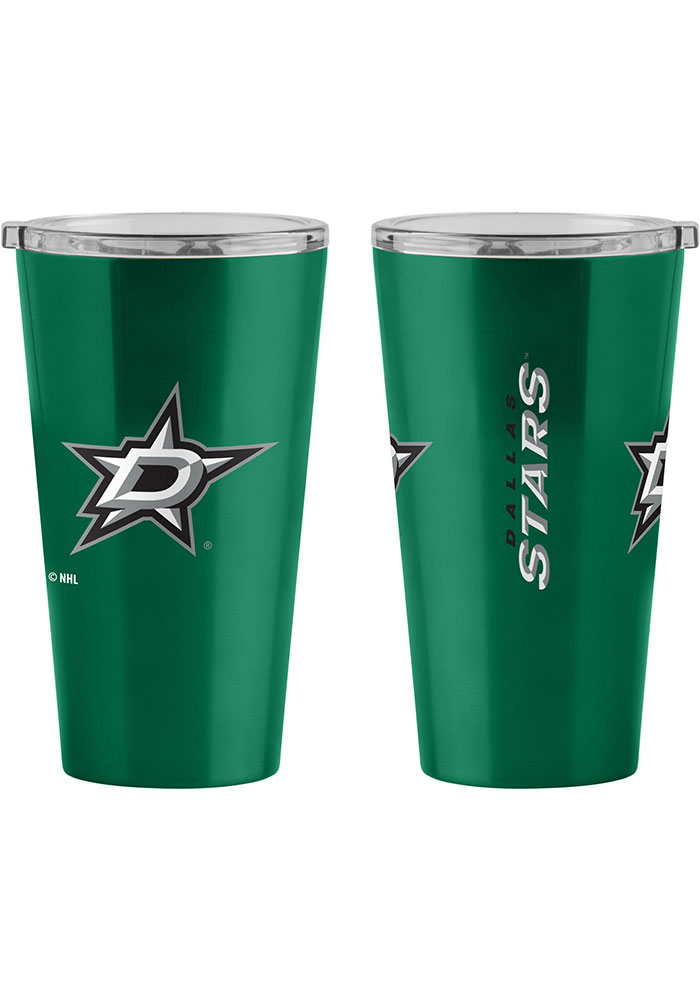 Dallas Stars 16oz Game Day Ultra Stainless Steel Tumbler - Green