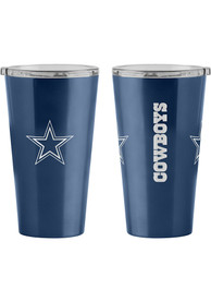Dallas Cowboys 16oz Game Day Ultra Stainless Steel Tumbler - Blue
