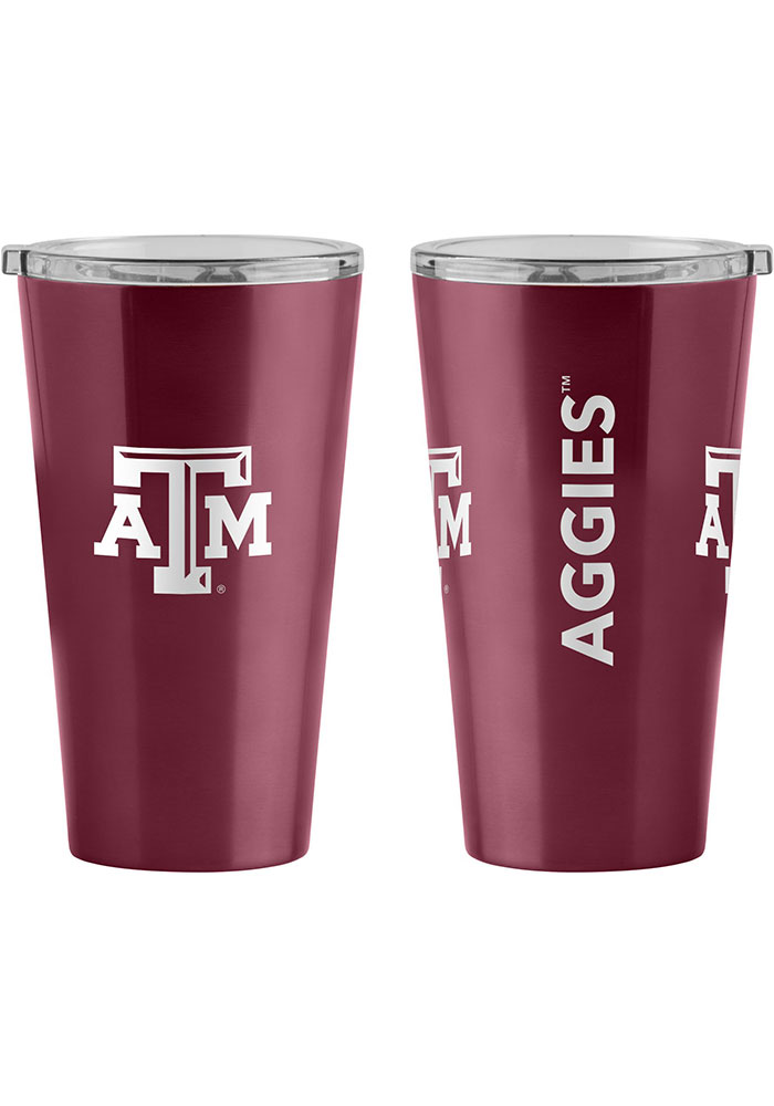 Texas A&M Aggies 16oz Game Day Ultra Stainless Steel Tumbler - Maroon