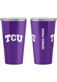 TCU Horned Frogs 16oz Game Day Ultra Stainless Steel Tumbler - Purple