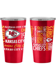 Kansas City Chiefs 16oz Spirit Ultra Stainless Steel Tumbler - Red
