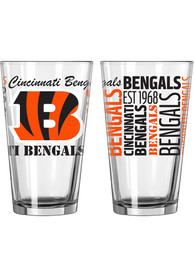 Cincinnati Bengals 16oz Spirit Ultra Stainless Steel Tumbler - Orange