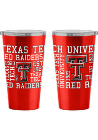 Texas Tech Red Raiders 16oz Spirit Ultra Stainless Steel Tumbler - Red