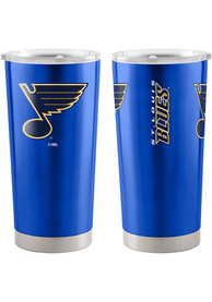 St Louis Blues 20oz Ultra Stainless Steel Tumbler - Blue