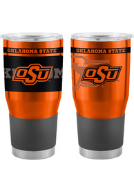 Oklahoma State Cowboys 30oz Twist Ultra Stainless Steel Tumbler - Orange