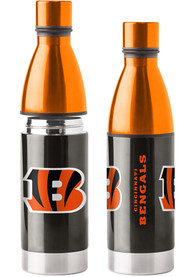 Cincinnati Bengals 25oz Universal Ultra Bottle Stainless Steel Tumbler - Orange
