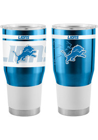 Detroit Lions 30oz Twist Ultra Stainless Steel Tumbler - Blue
