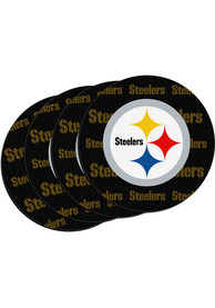 Pittsburgh Steelers 4 inch Round Coaster
