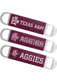 Texas A&M Aggies 7 Inch Hologram Bottle Opener