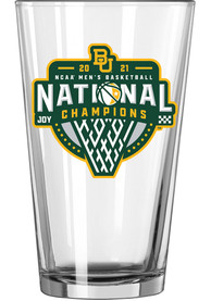 Baylor Bears 2021 National Champions 16 oz Pint Glass