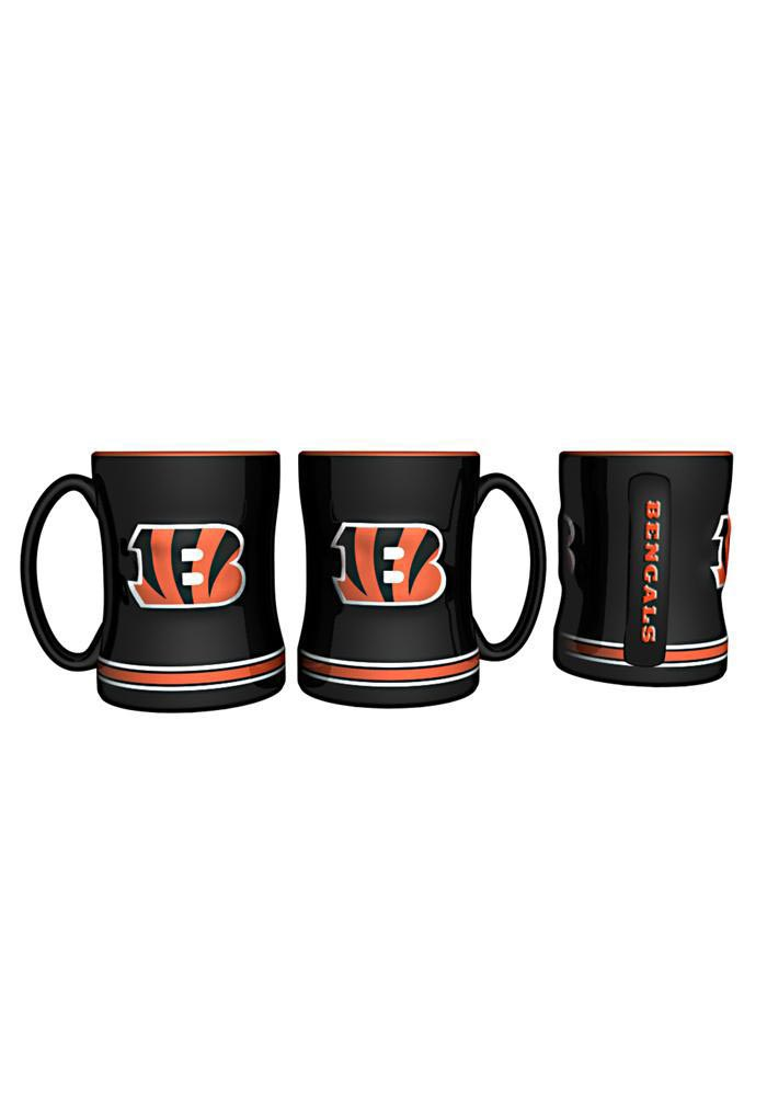 Cincinnati Bengals 15oz Sculpted Mug - Image 1